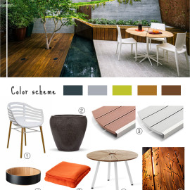 Get the look – Hilgard garden